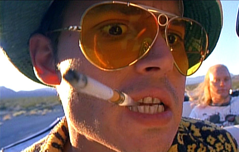 Fear and loathing in las vegas characters