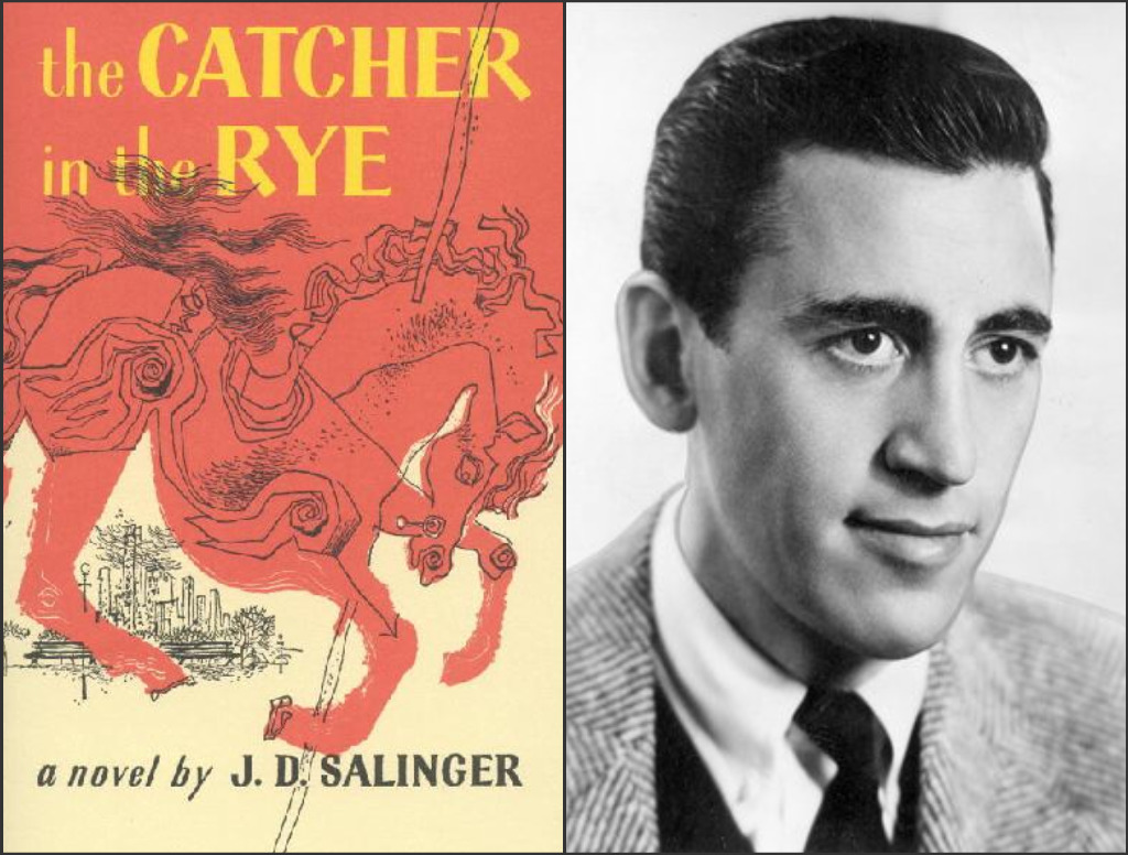 a review of symbolisms in the catcher in the rye a novel by j d salinger 0689815816 we're going on a bear hunt (classic board books) - helen oxenbury, michael rosen 1890774561 murach's php and mysql (murach: training & reference) - joel murach, ray har.