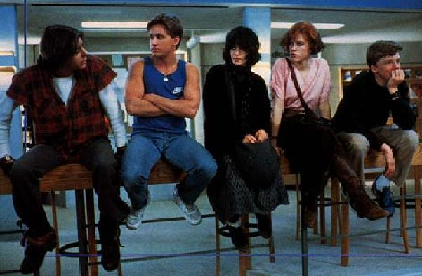 Hanging with the The Breakfast Club