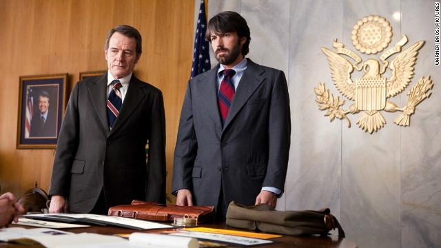 Argo Affleck Cranston