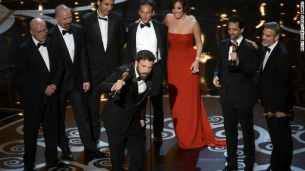 Argo Affleck Best Picture