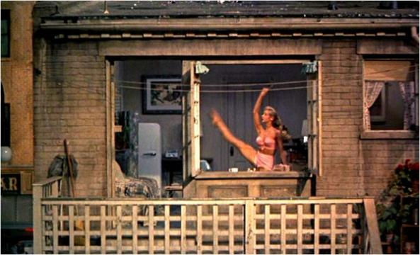 Rear Window Miss Torso