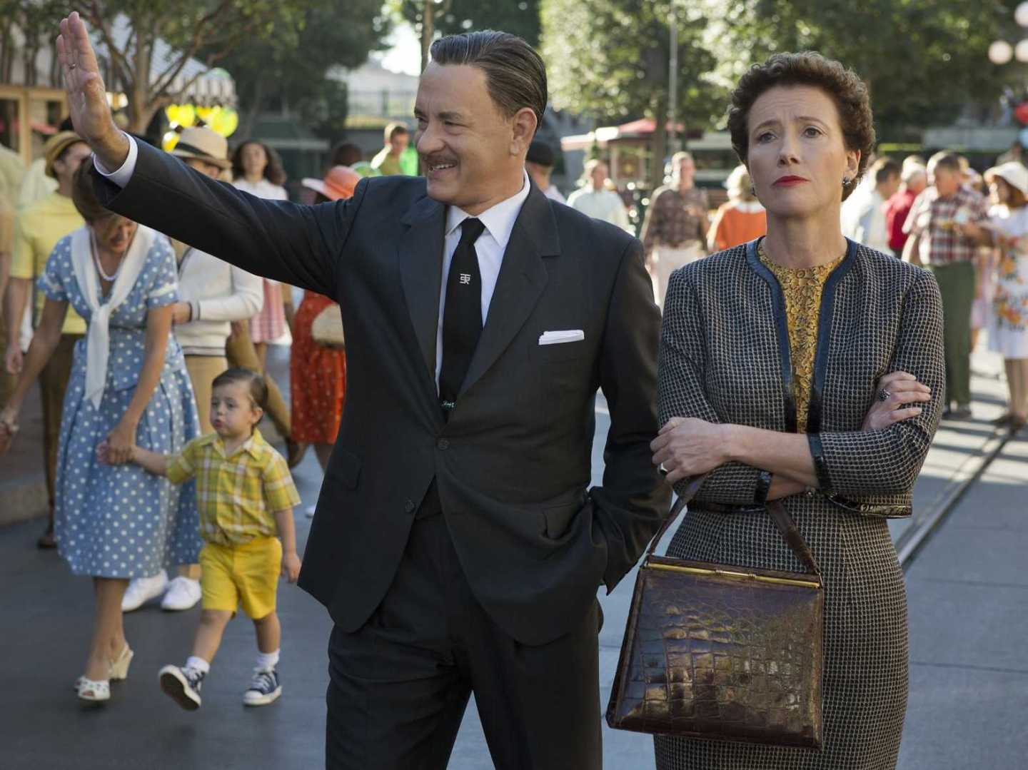 Tom Hanks Saving Mr. Banks