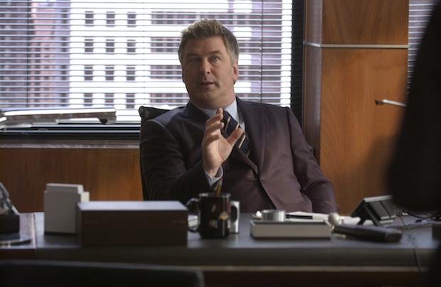 Alec Baldwin as Jack Donaghy