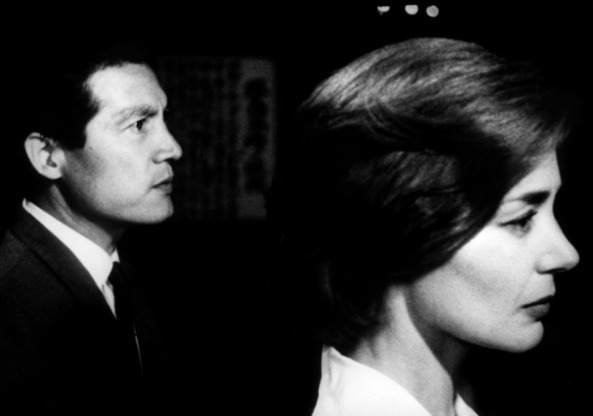 Side by Side: Last Year at Marienbad and Hiroshima Mon Amour