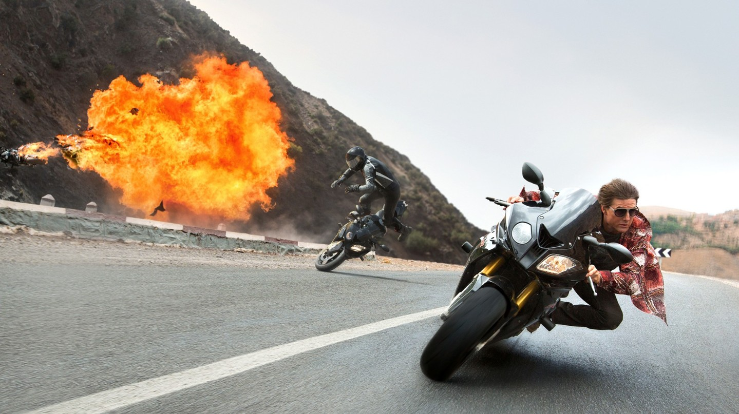 Mission: Impossible – RogueNation