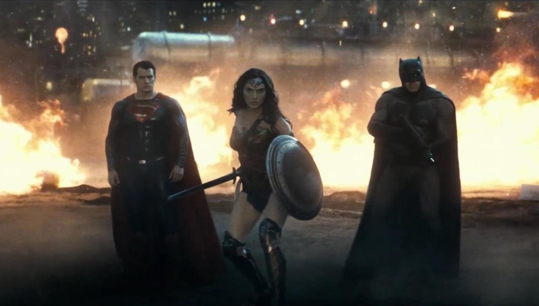 Batman v. Superman: Dawn ofJustice